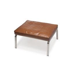Man lounge ottoman | Pouf | NORR11