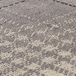 Glen hi land stone grey, nature grey & anthracite | Tappeti / Tappeti d'autore | kymo