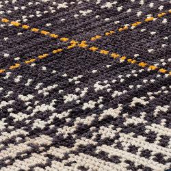 Glen lo land anthracite, ivory & orange sun   Rugs / Designer rugs   kymo