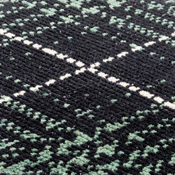 Glen lo land black, black forest & ivory   Rugs / Designer rugs   kymo