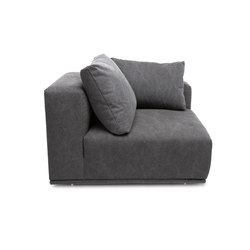 Madonna sofa left arm | Modular seating elements | NORR11