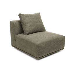 Madonna sofa center | Modular seating elements | NORR11