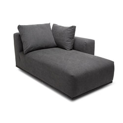 Madonna sofa chaise longue right | Elementos asientos modulares | NORR11