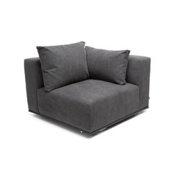 Madonna sofa corner left | Modular seating elements | NORR11