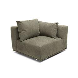Madonna sofa corner left | Éléments de sièges modulables | NORR11