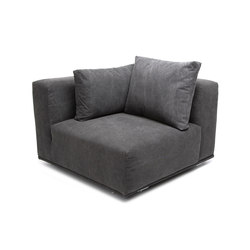 Madonna sofa corner right | Modular seating elements | NORR11