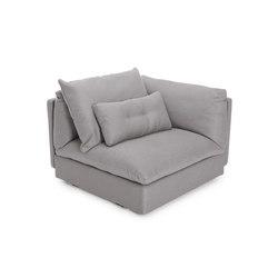 Macchiato sofa corner | Elementi di sedute componibili | NORR11