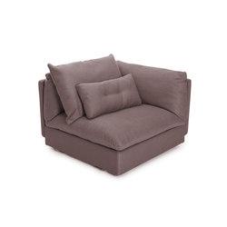 Macchiato sofa corner | Elementos asientos modulares | NORR11
