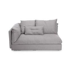 Macchiato sofa right arm | Elementos asientos modulares | NORR11