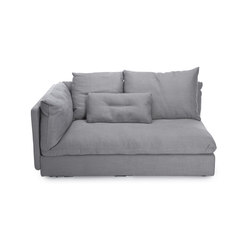Macchiato Sofa, Right Arm: Kiss Stone 181 | Elementos asientos modulares | NORR11