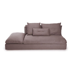 Macchiato sofa center large | Éléments de sièges modulables | NORR11