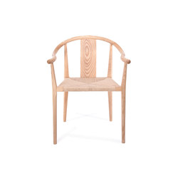 Shanghai Dining Chair, Paper Cord - Natural/Natural | Restaurant chairs | NORR11