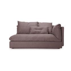 Macchiato sofa left arm | Elementi di sedute componibili | NORR11