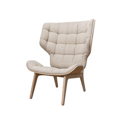 Mammoth Chair, Natural / Canvas: Canvas Washed Beige 05 | Sillones lounge | NORR11