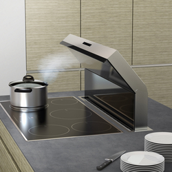 Table lift hood Moveline | Hottes de cuisine | Berbel
