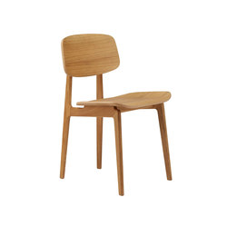 NY11 Dining Chair, Natural | Chairs | NORR11