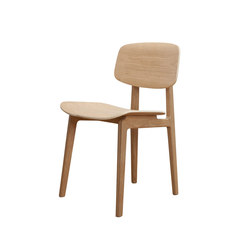 NY11 Dining Chair, Natural | Chaises de restaurant | NORR11