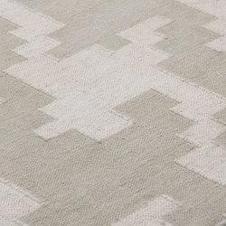 LTJ Kelim ivory & nature grey | Alfombras / Alfombras de diseño | kymo