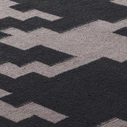 LTJ Kelim anthracite & taupe grey | Rugs / Designer rugs | kymo