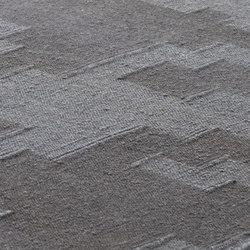 LTJ Kelim grey & dark grey | Rugs / Designer rugs | kymo