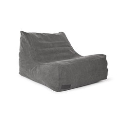 Club Lounge Chair: Canvas black 017   Lounge chairs   NORR11
