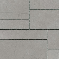 Damasco Gris Natural Mosaic A | Mosaïques | INALCO