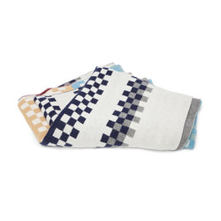 Domino throw | Plaids / Blankets | NORR11