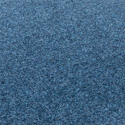Fabric [Flat] Felt indigo | Rugs / Designer rugs | kymo