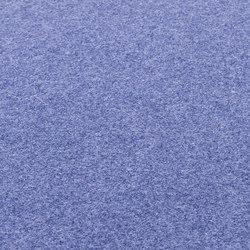 Fabric [Flat] Felt lilac blue | Tapis / Tapis design | kymo