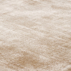 Mark 2 Viscose light sand | Tappeti / Tappeti d'autore | kymo