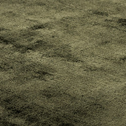 Mark 2 Viscose leaf green | Rugs / Designer rugs | kymo