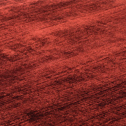 Mark 2 Viscose deep red | Rugs / Designer rugs | kymo