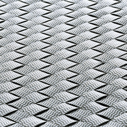 MNML 101 Outdoor | Indoor light grey & grey | Rugs / Designer rugs | kymo