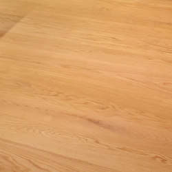 OAK Character wide-plank brushed | natural and white oil | Planchers bois | mafi