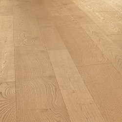 OAK Clear brushed | natural and white oil | Planchers bois | mafi
