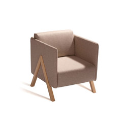 Vision 570 | Lounge chairs | Capdell