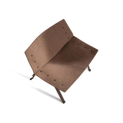 Panel 517 L | Lounge chairs | Capdell