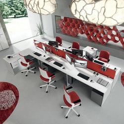 DV805-Treko 05 | Desking systems | DVO