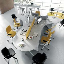 DV805-Treko 07 | Systèmes de tables de bureau | DVO