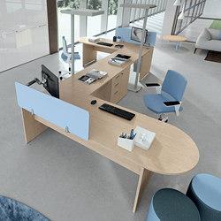 DV805-Treko 09 | Desking systems | DVO