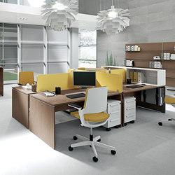 DV805-Treko 03 | Desking systems | DVO