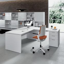 DV805-Treko 08 | Individual desks | DVO
