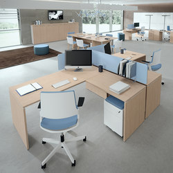 DV805-Treko 09 | Individual desks | DVO