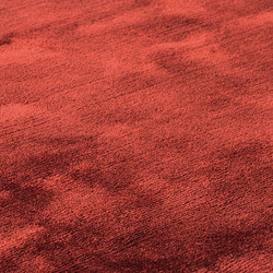 Studio NYC Pure deep-red | Tapis / Tapis design | kymo