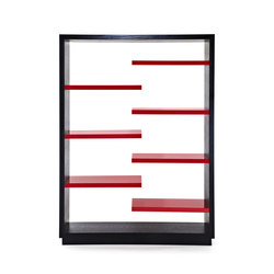 Float Bookshelf | Scaffali | Naula