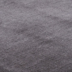 Studio NYC Raw Wool Edition dark grey | Rugs / Designer rugs | kymo