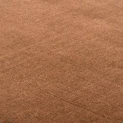 Studio NYC Raw Wool Edition brown | Alfombras / Alfombras de diseño | kymo
