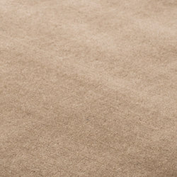 Studio NYC Raw Wool Edition dark taupe | Formatteppiche | kymo