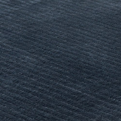 Suite BRLN Polyester navy | Rugs / Designer rugs | kymo