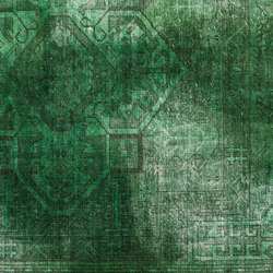 The Mashup Pure Edition green | Rugs / Designer rugs | kymo